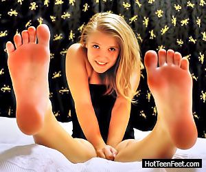Hot Teen Feet videos